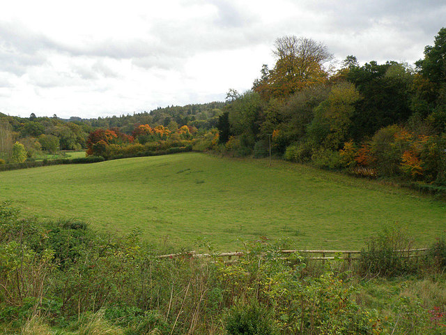Coln Valley - geograph.org.uk - 1013614
