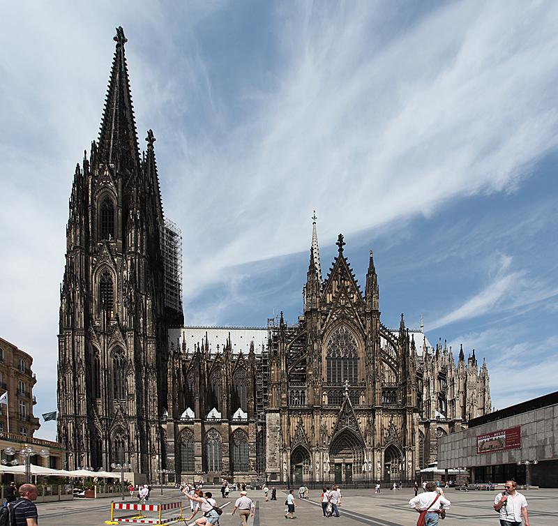 Кёльнский собор, Германия