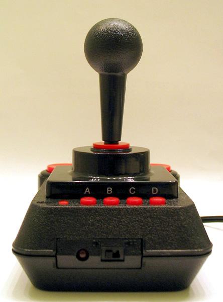 Commodore64 DTV mugshot-x600