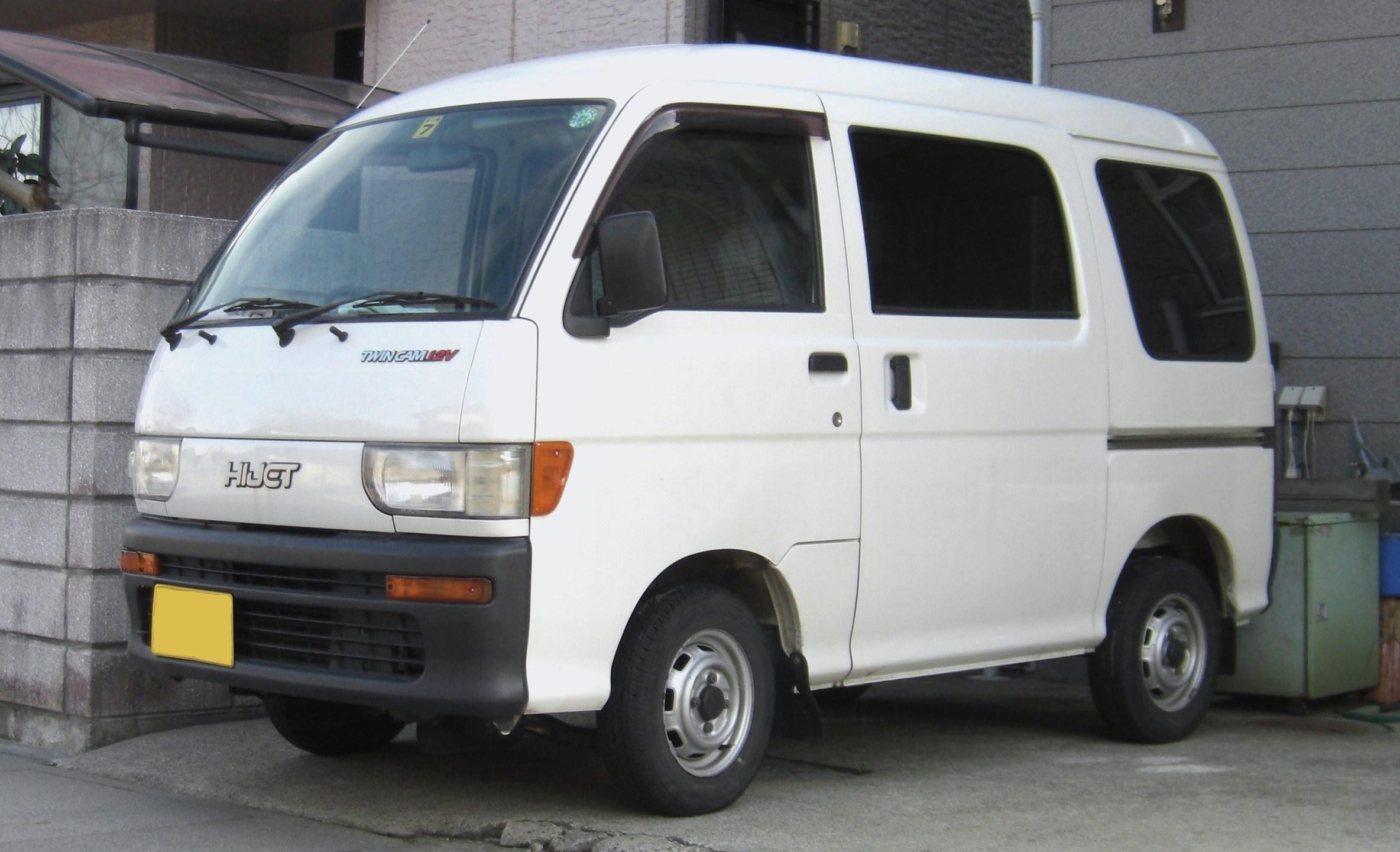 Description Daihatsu H...