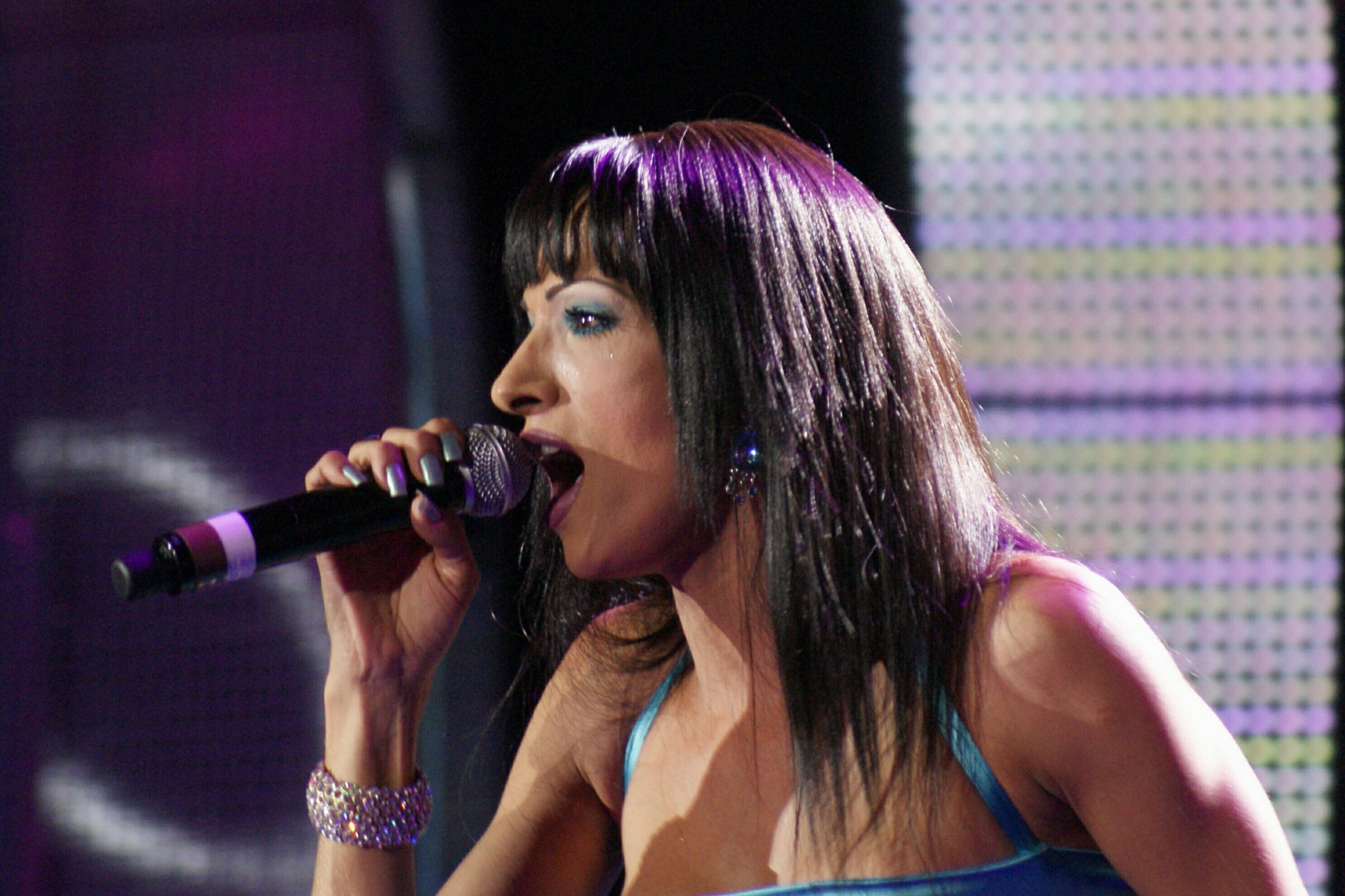 Певцы трансвеститы израил