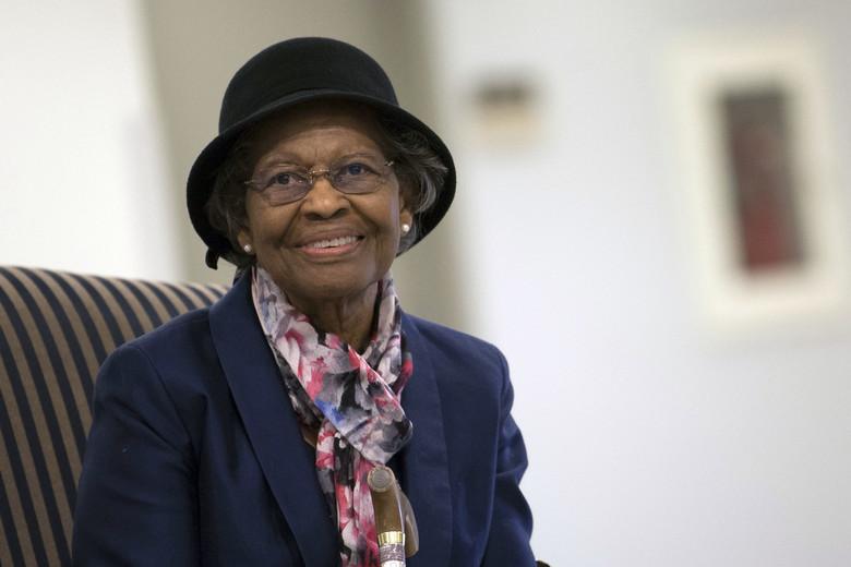 Dr Gladys West Hall of Fame