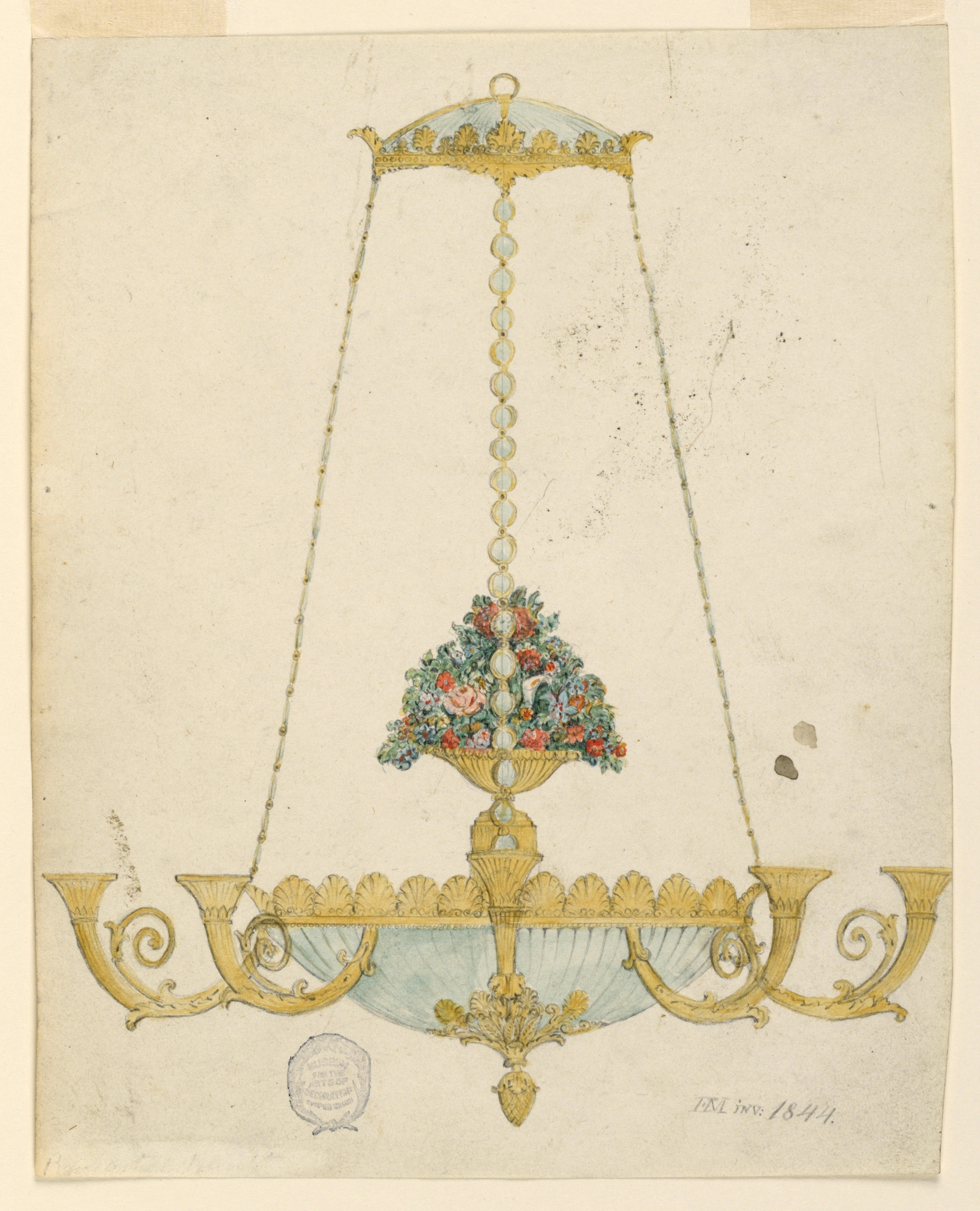 FileDrawing Project For A Chandelier 1844 CH 18107729