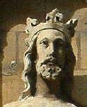Carving of Edward