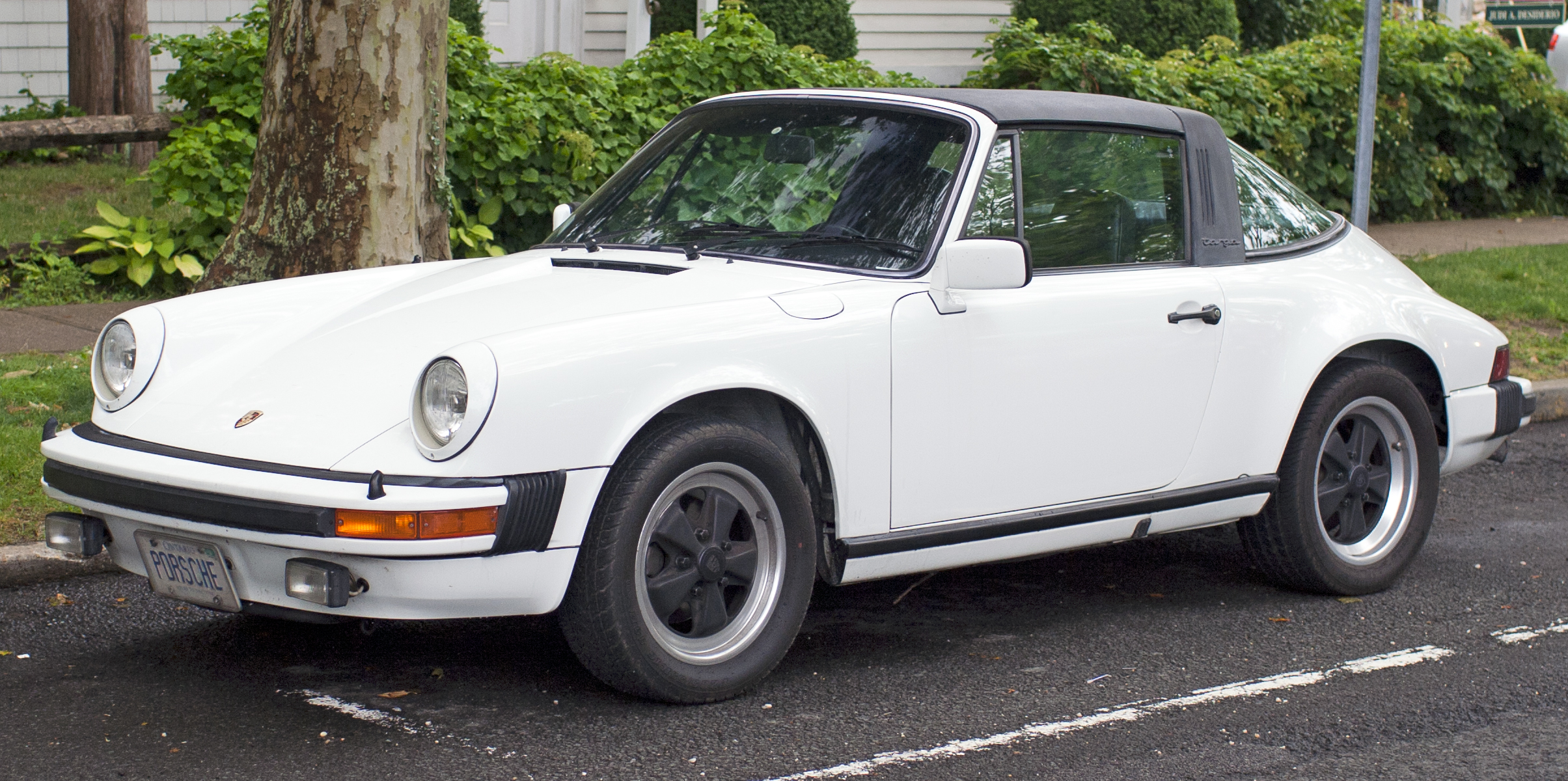 File Eighties 911 Sc Targa Front Jpg Wikimedia Commons