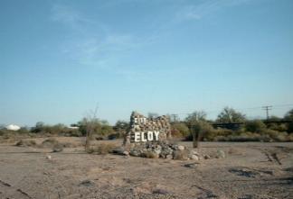 Eloy mailbbox