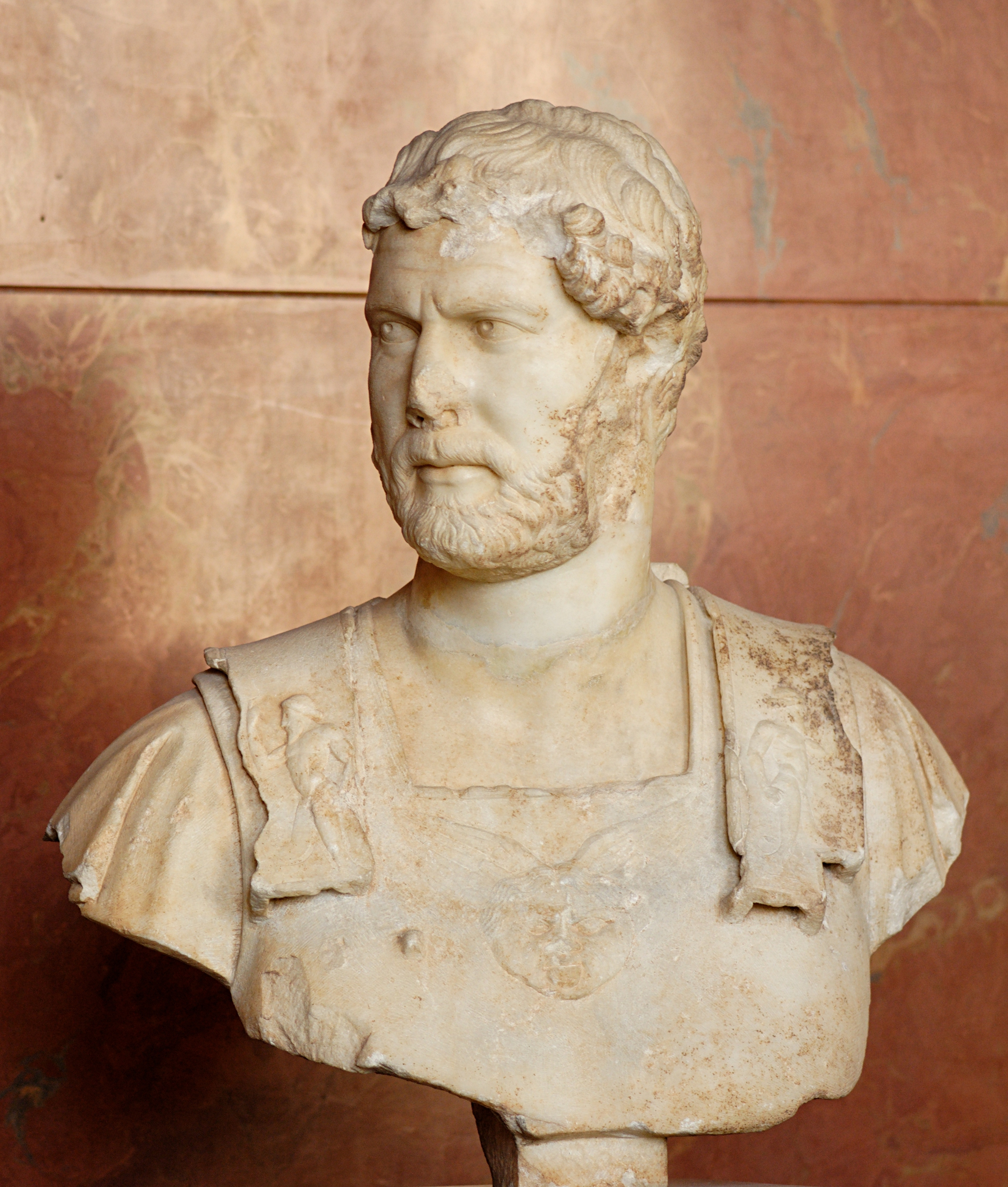 A biography of hadrian emperor of rome
