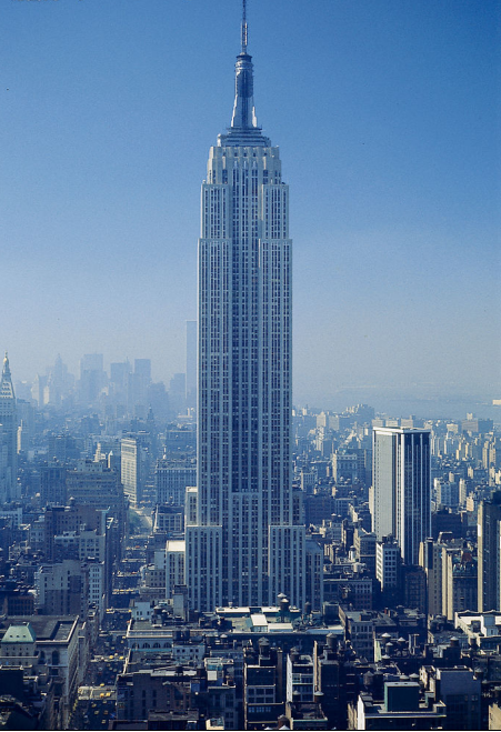 Wikipedia Empire State Building Que Peux T On Visiter