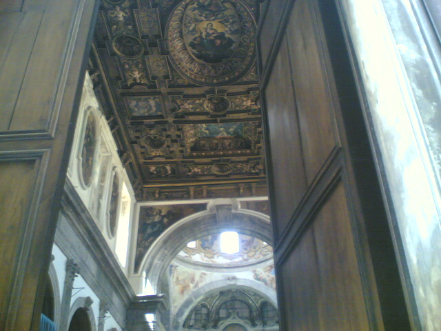 Santa Maria Donnaromita, Naples
