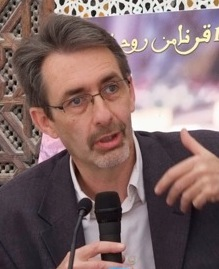 Éric Geoffroy Islamic scholar and philosopher from France