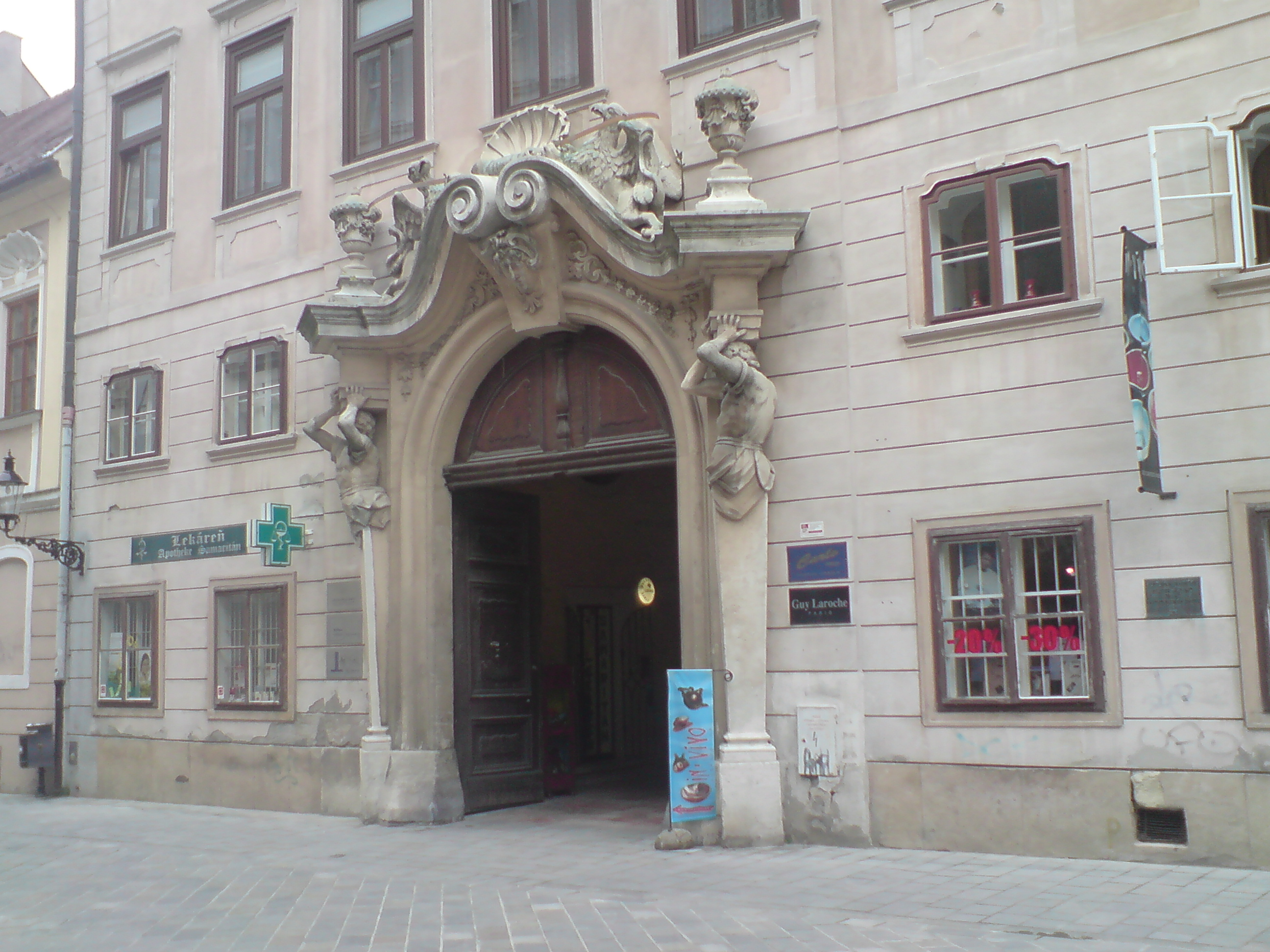 File esterh zyho pal c pansk jpg wikimedia commons for Design hotel 21 bratislava kontakt