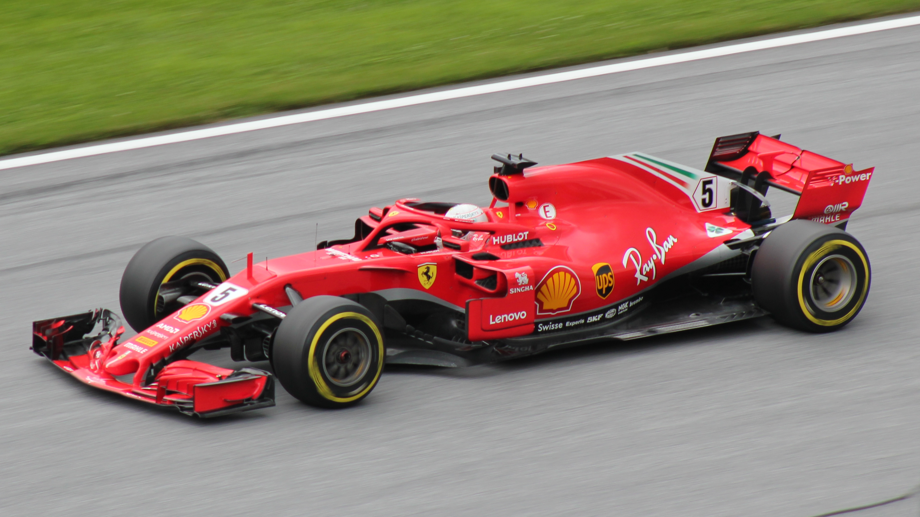 Ferrari Sf71h Wikipedia
