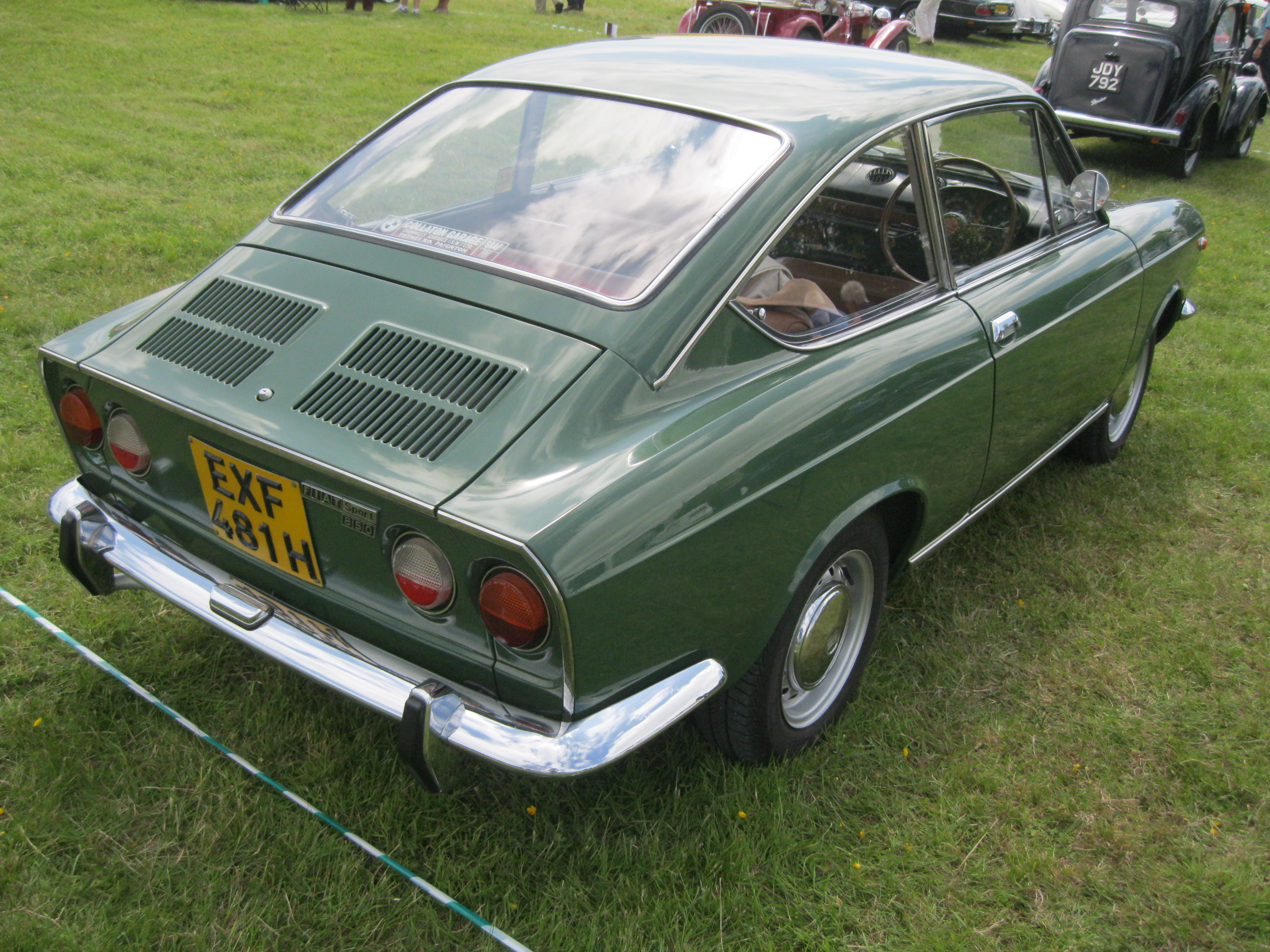 file fiat 850 sport coupe 1969 9019266264 jpg wikimedia commons. Black Bedroom Furniture Sets. Home Design Ideas