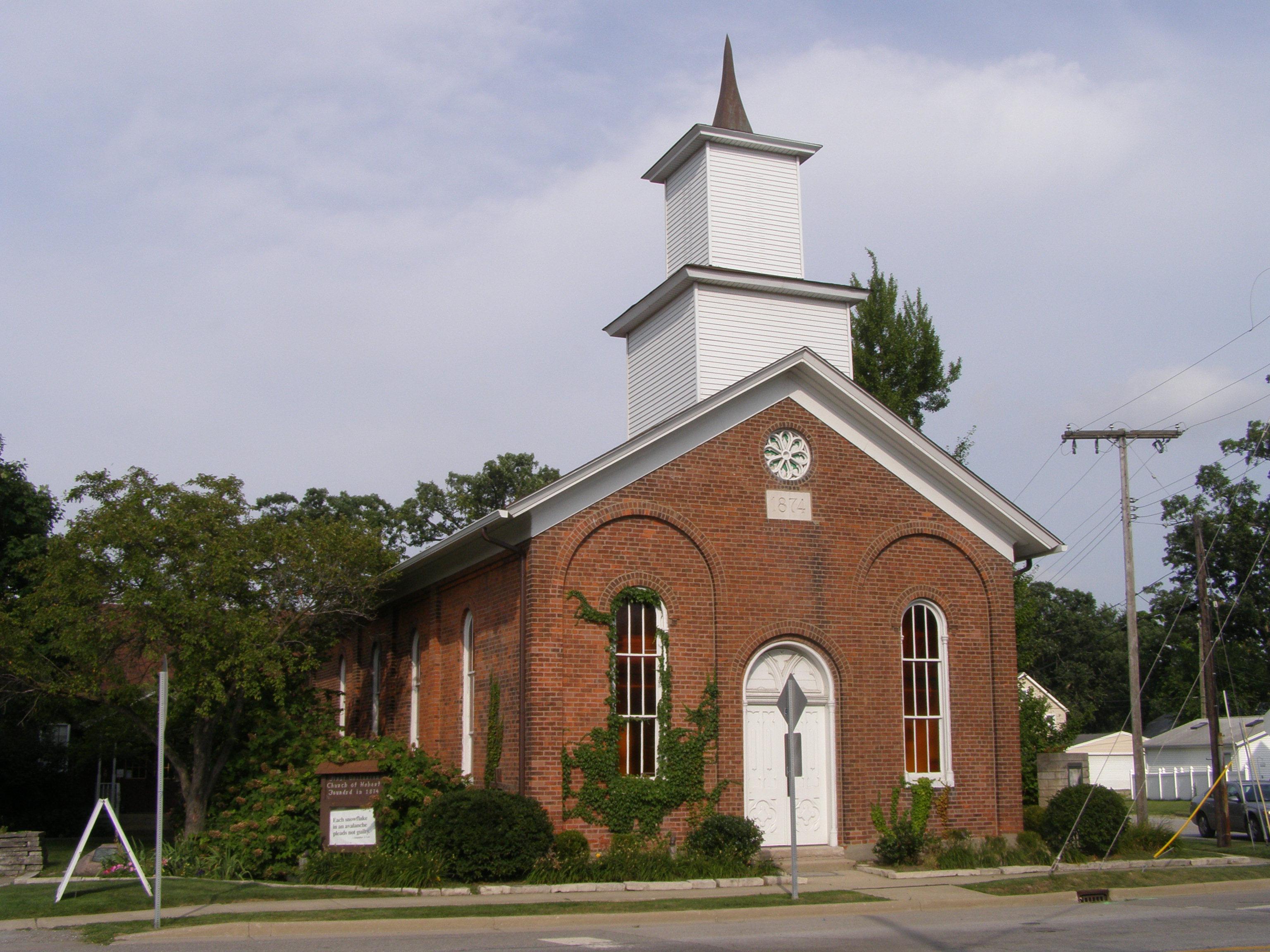 First Unitarian Church of Hobart - Wikipedia