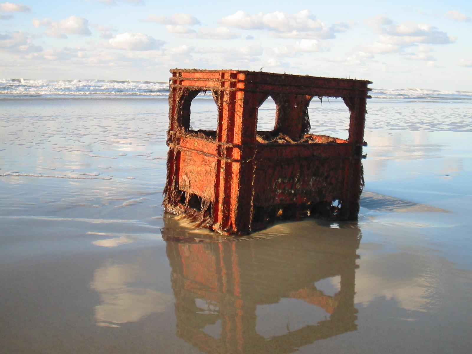 Flotsam Jetsam Lagan And Derelict