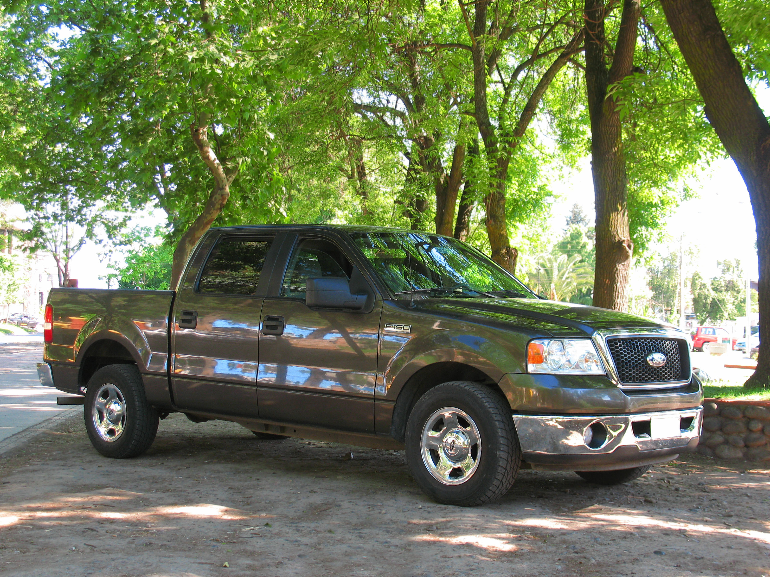 File Ford F 150 Xlt Triton Crew Cab 2008 14975043290 Jpg Wikimedia Commons
