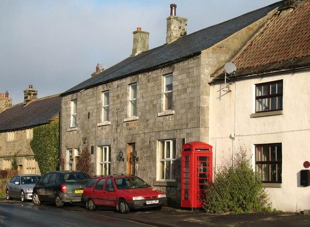 Former Hackfall Inn, Grewelthorpe - geograph.org.uk - 638583