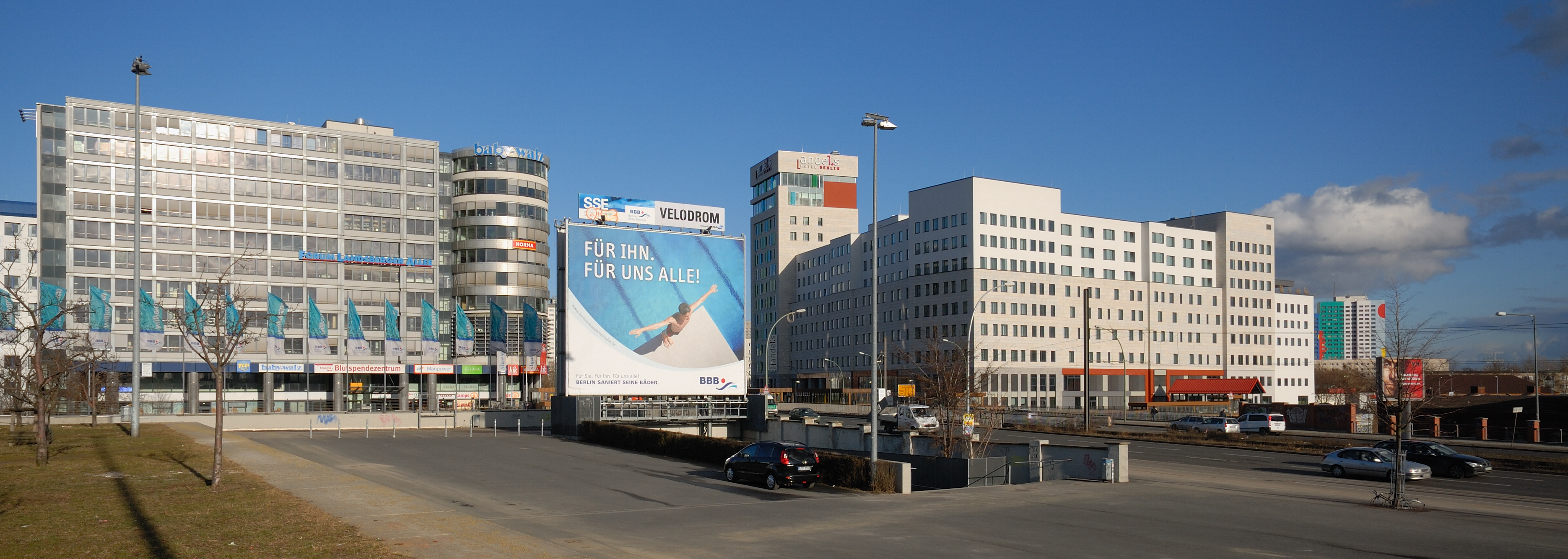 Andel Hotel Landsberger Allee  Berlin D  Germany