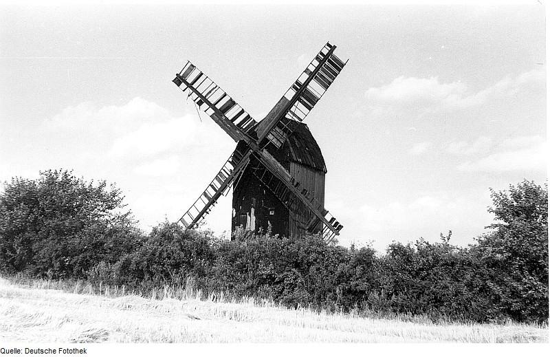 Fotothek df rp-a 0230003 Drackenstedt. Mühle Michaelis, Bockmühle (1984-85 nach Hohenwarthe, Landkreis Je