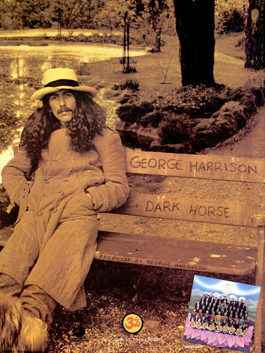 File George Harrison Dark Horse Png Wikimedia Commons