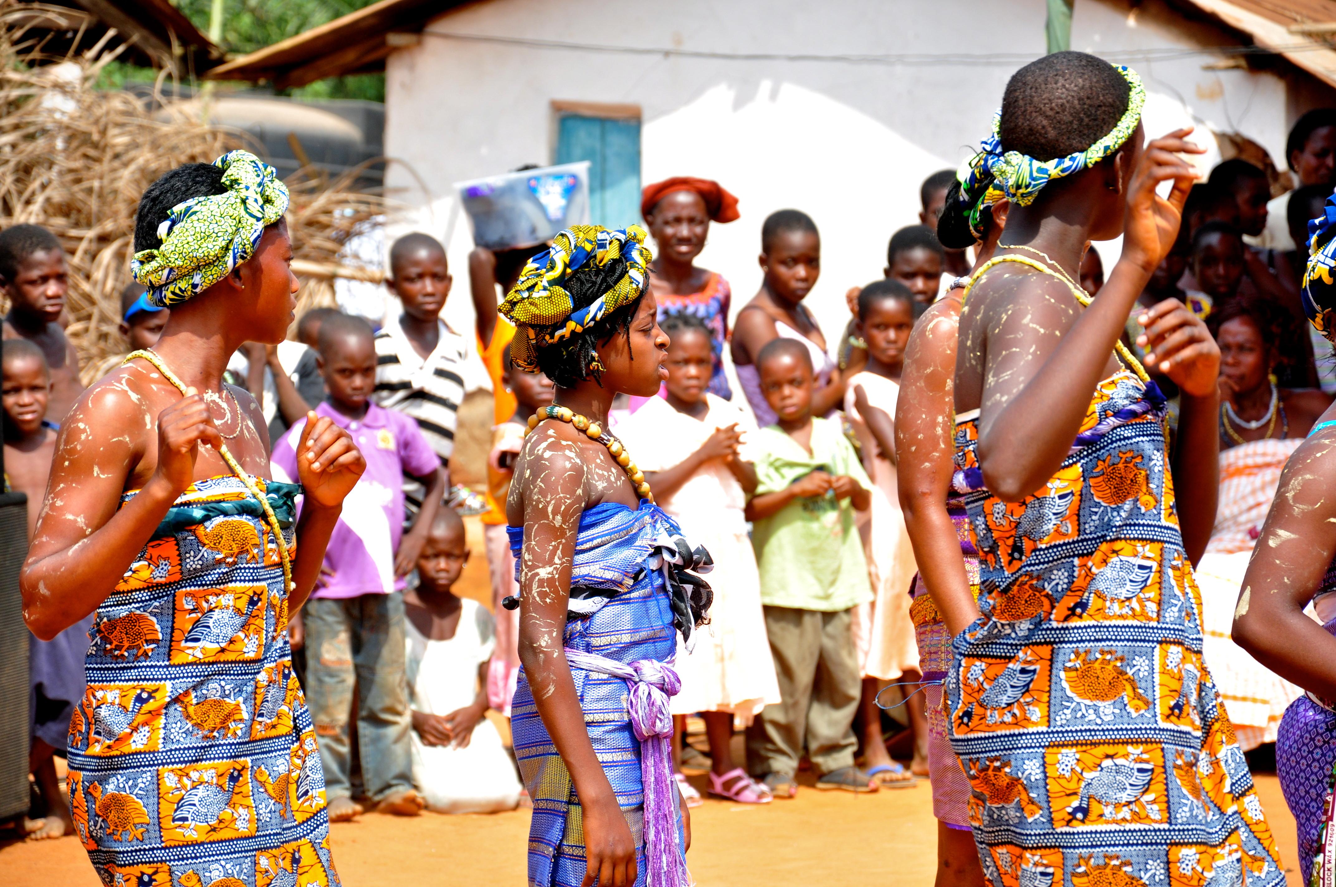 Pictures Of Ghana Women Club Dancing 67