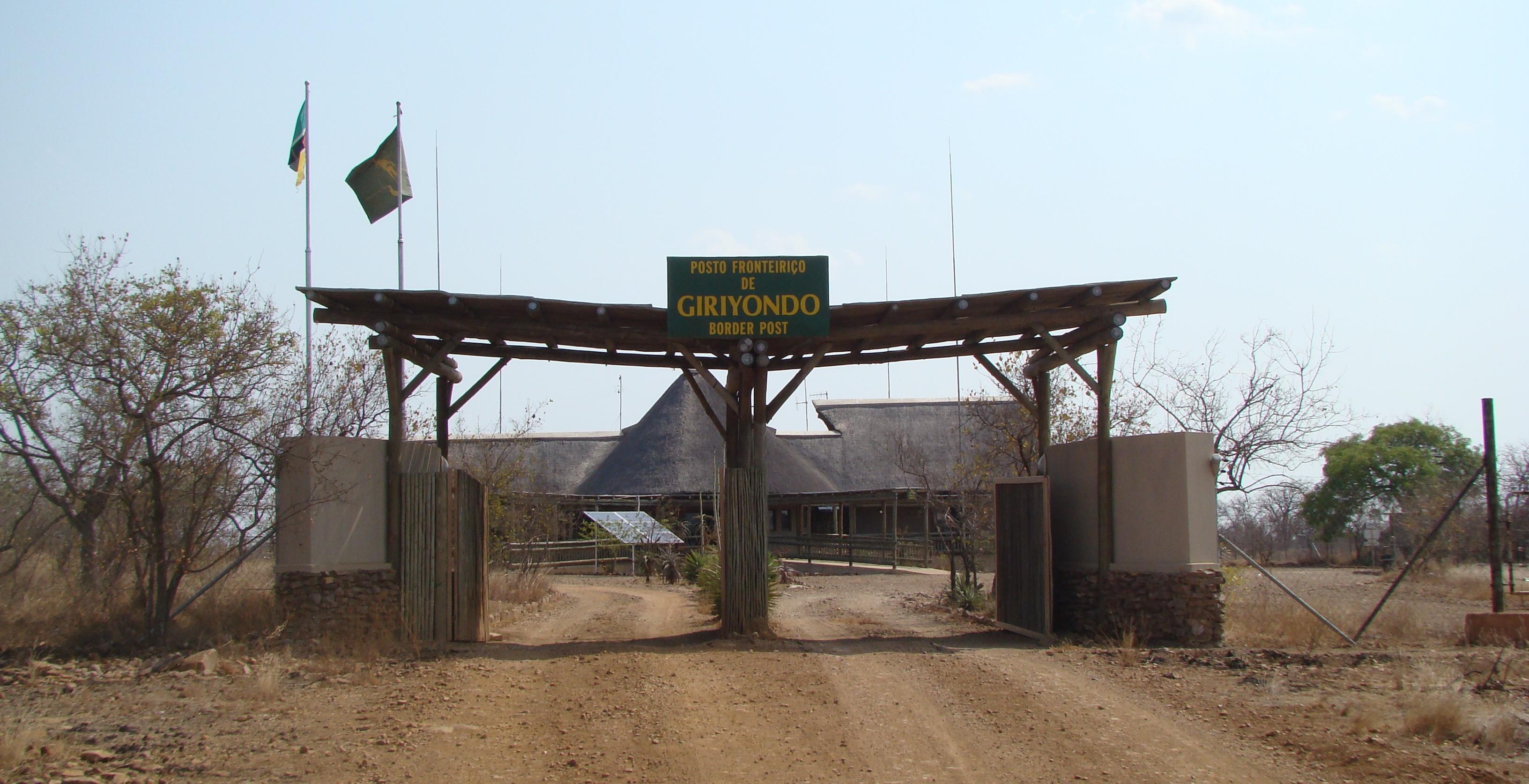 Risultati immagini per south africa mozambique border