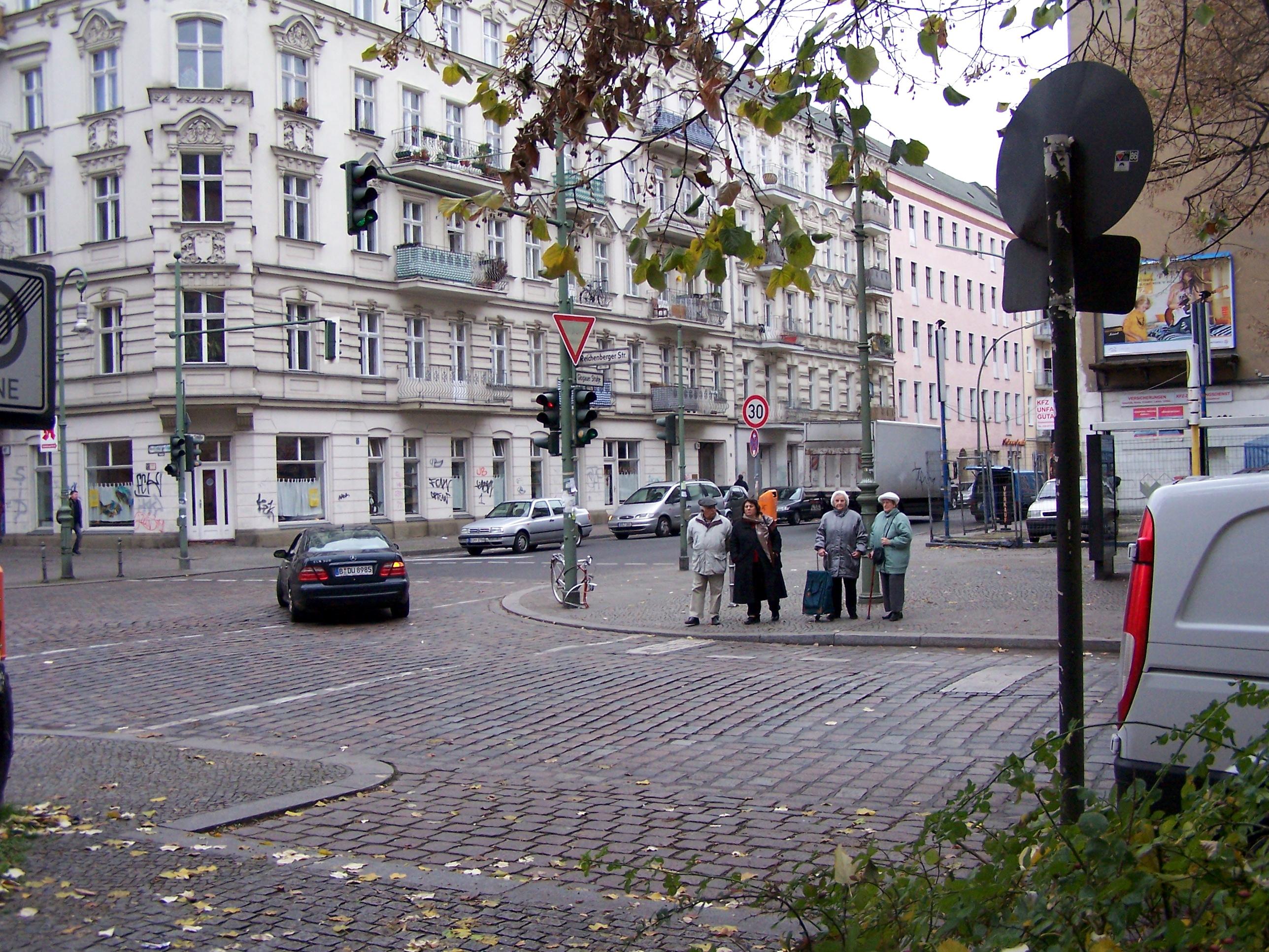 Reichenberger Str Berlin