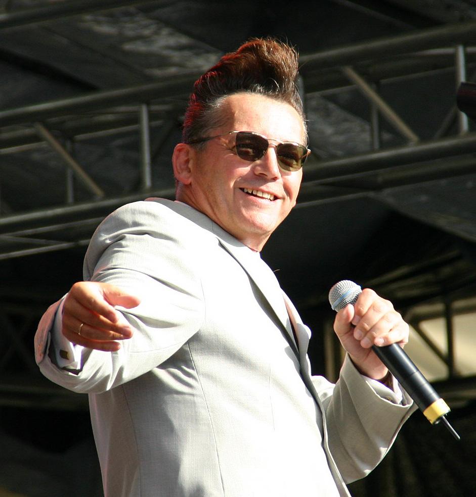 Götz Alsmann at Kölner Ringfest, 2005