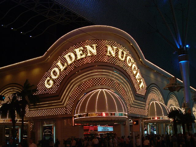 las vegas trips aren't complete without going to golden nugget