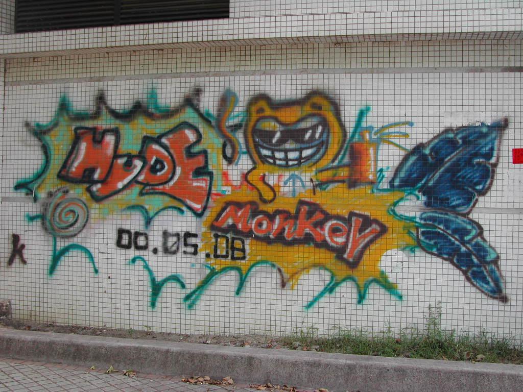 Filegraffiti taiwan tai tiong park jpg