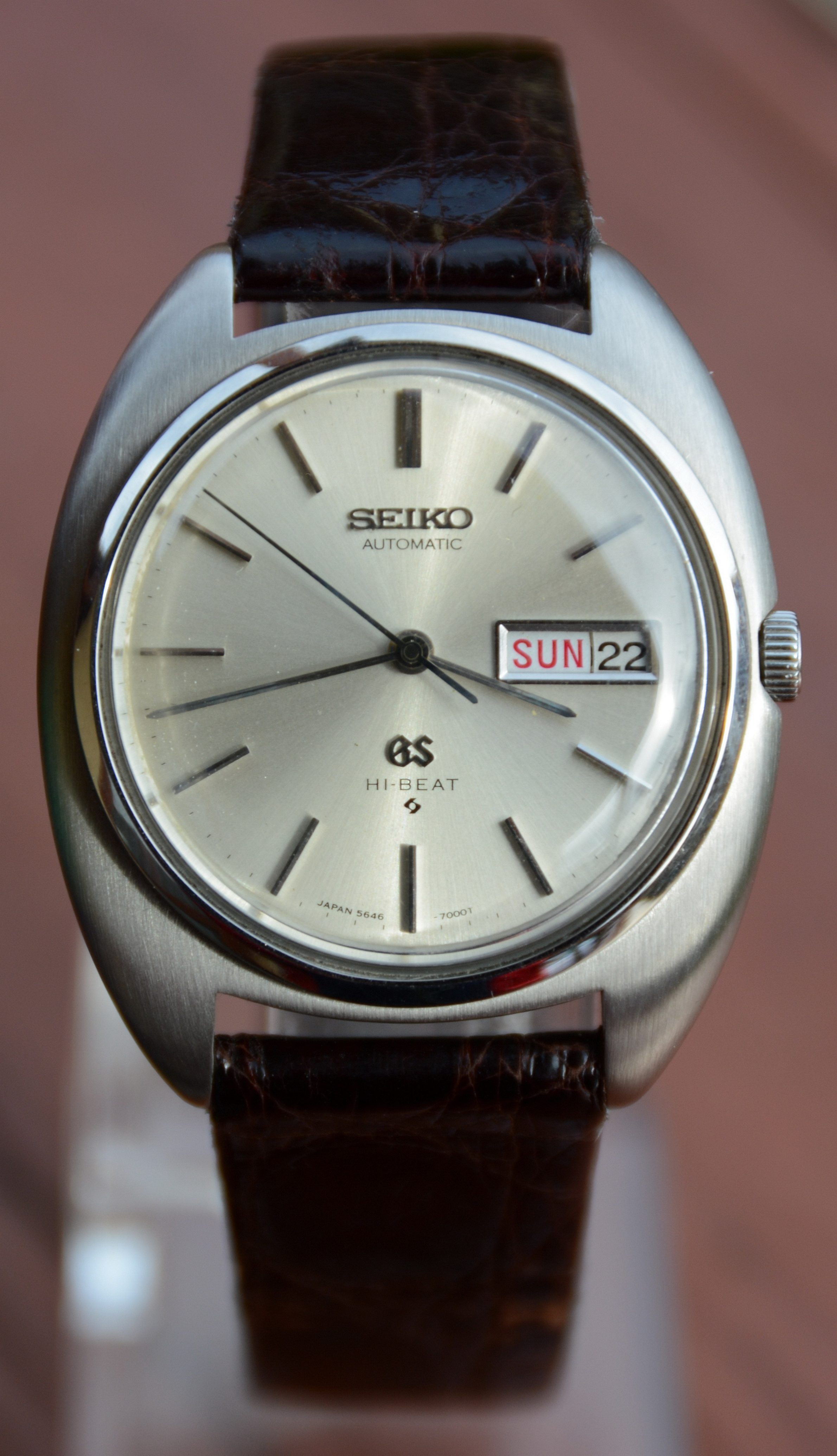 how to meausre accuracy of an autmatic watch