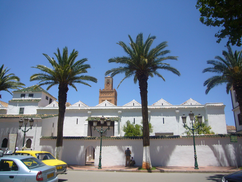 ��� �������� ������ �� ����� ������ Grande_mosquee_Tlemc