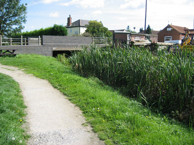 Grantham Canal, Harby - geograph.org.uk - 54634