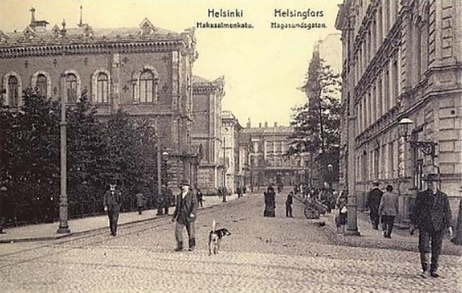 Keskuskatu Helsinki