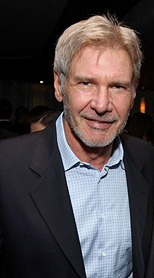Harrison Ford yn 2007.