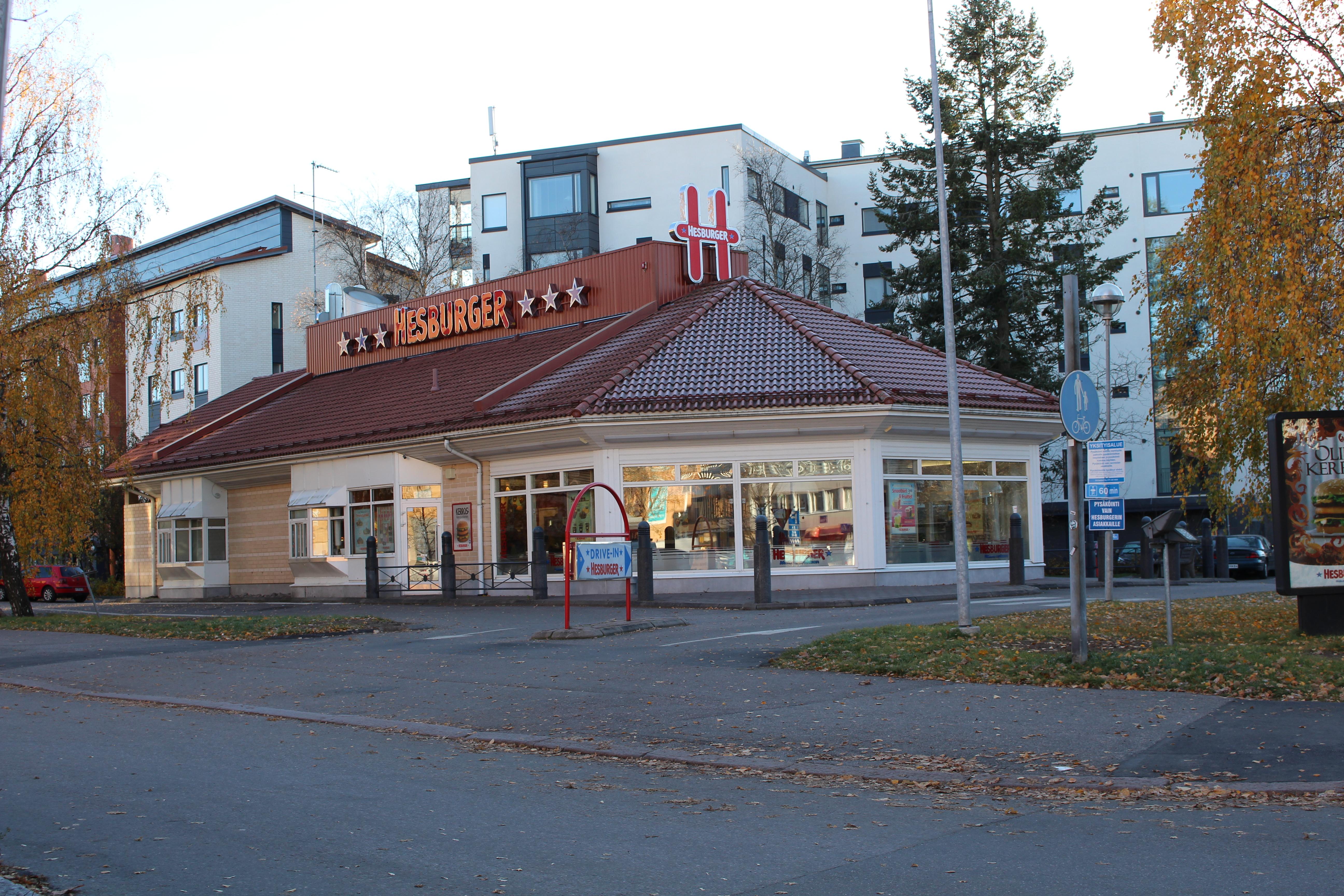 Järvenpää Hesburger