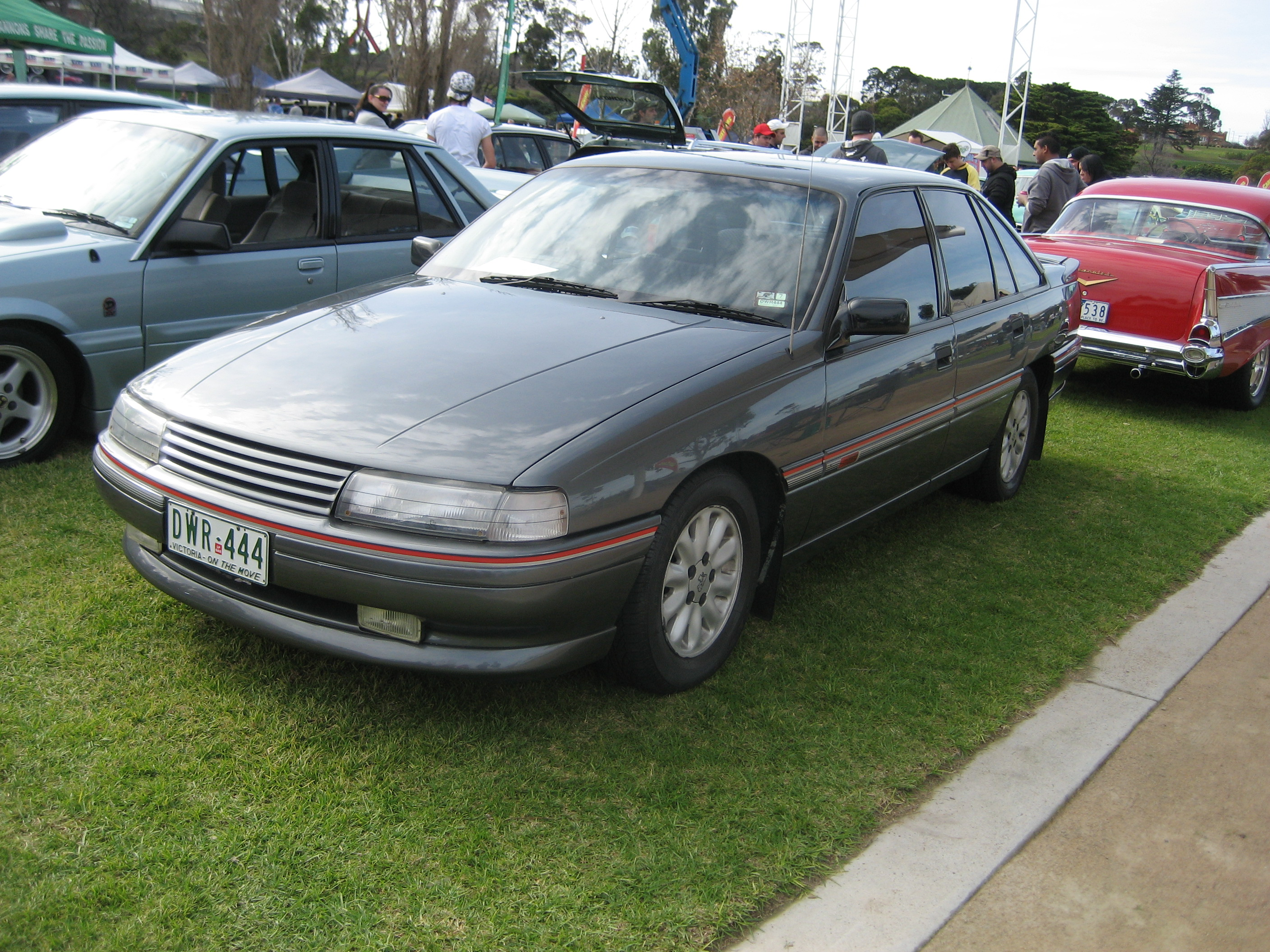 Holden Commodore Vn Wikipedia Autos Post