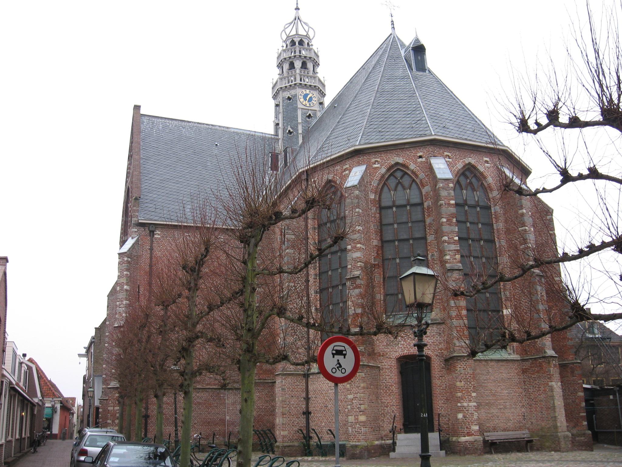 Bestand:Groningen Geref Oosterkerk exterieur01.jpg - Reliwiki