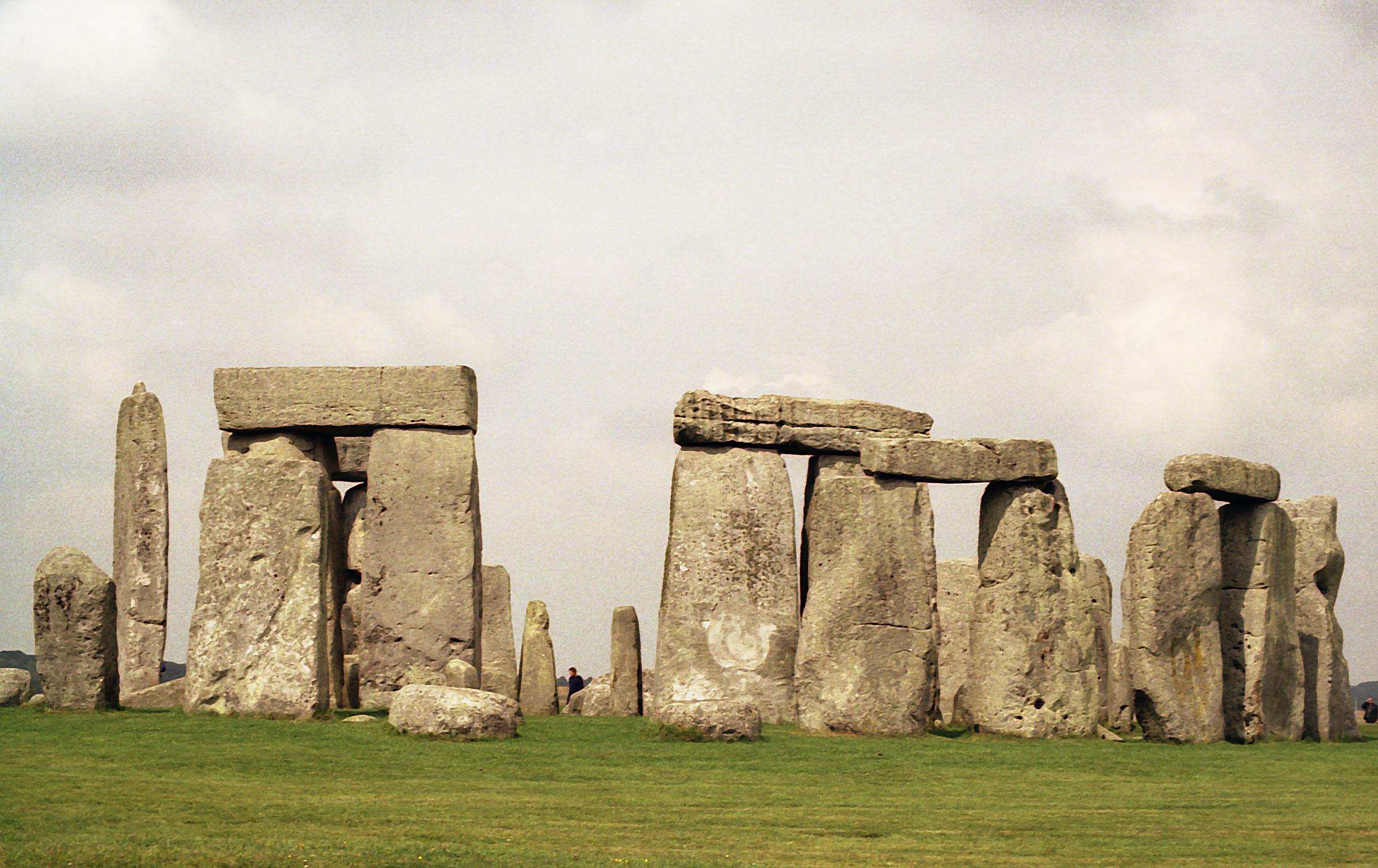 House File I Megaliti Di Stonehenge Inghilterra 2002 Jpg