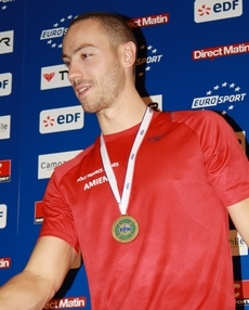 Jérémy Stravius French swimmer