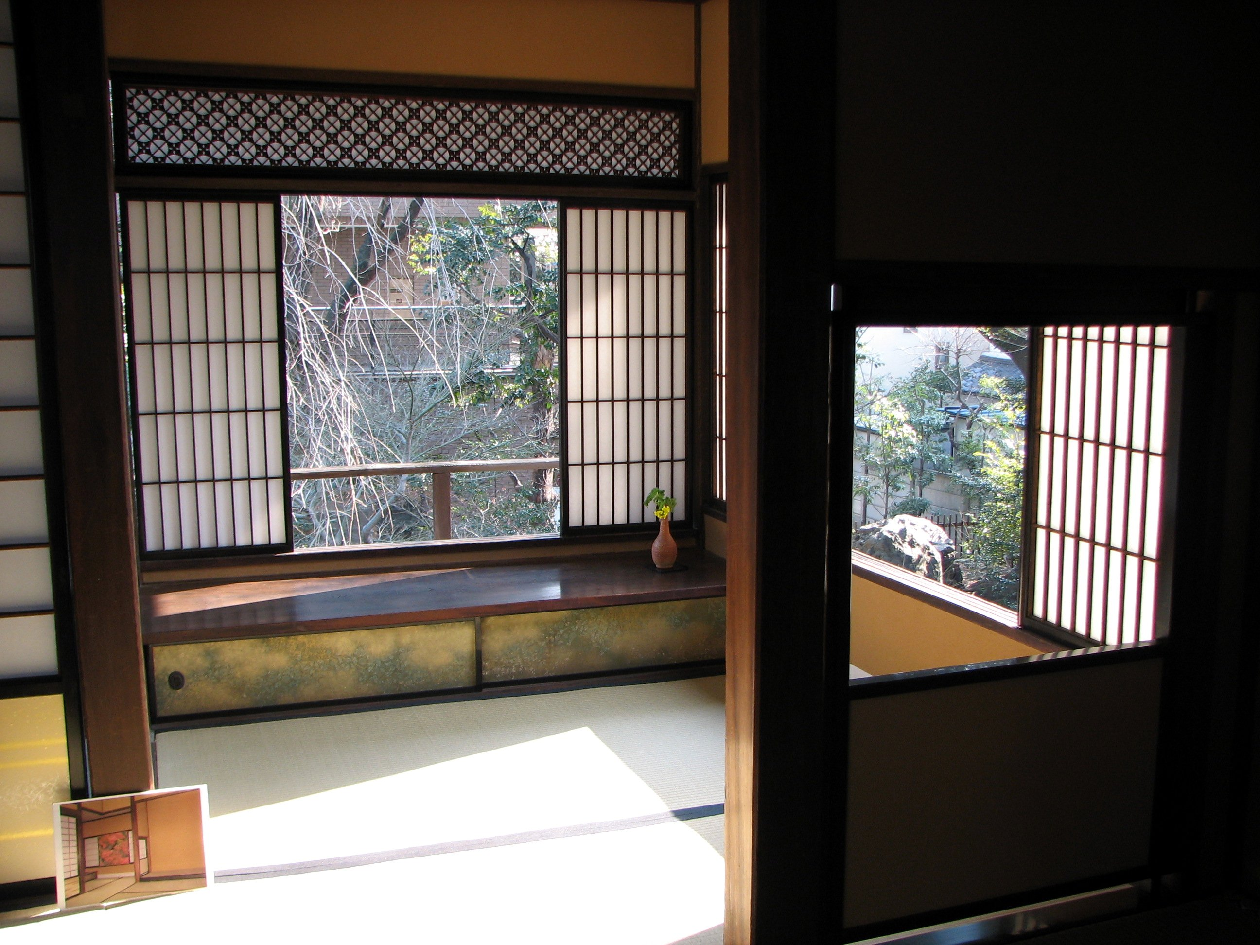 Office Floor Plan Software File Japanese Window At The Yasuda Residence Tokyo Jpg