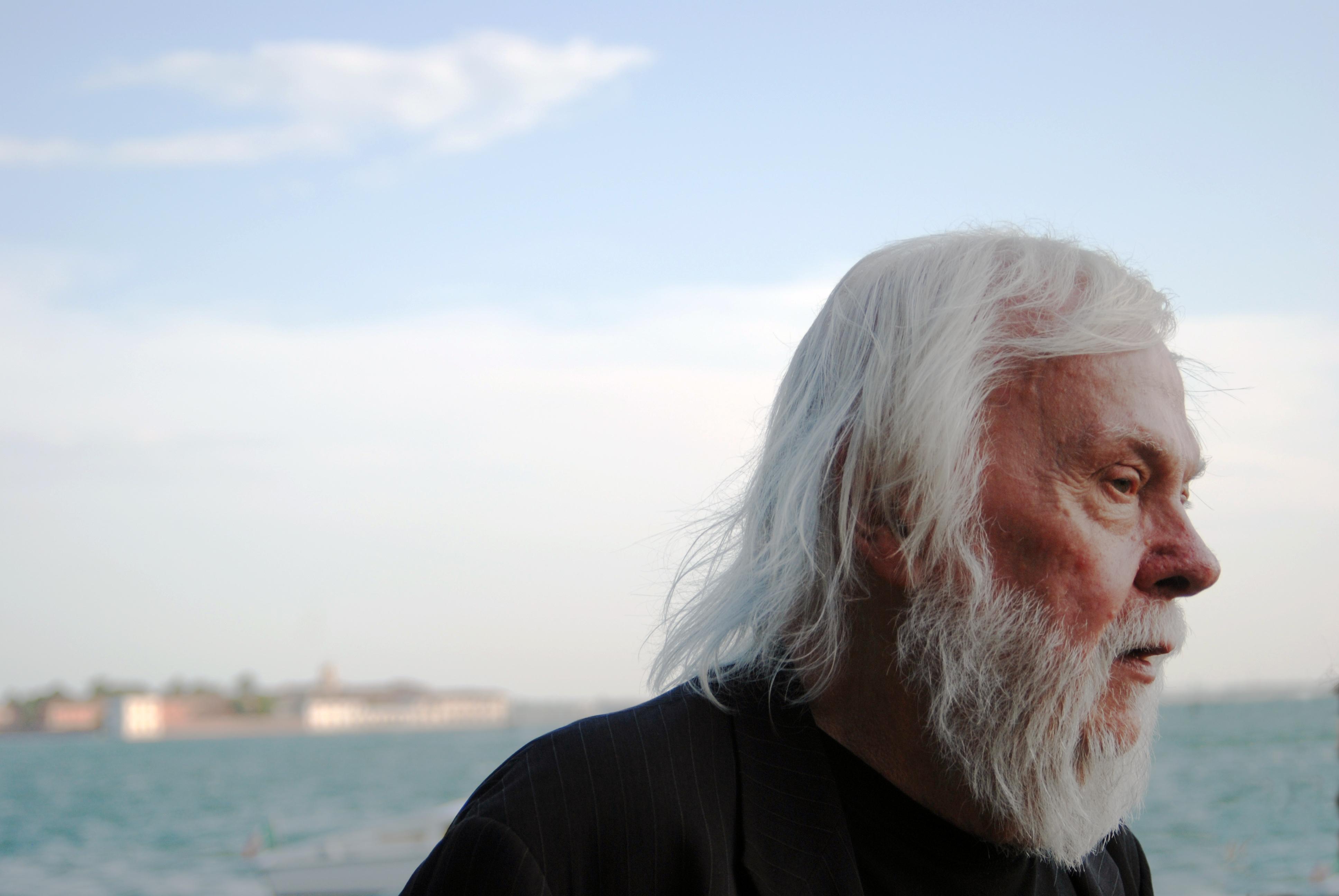 Image of John Baldessari from Wikidata