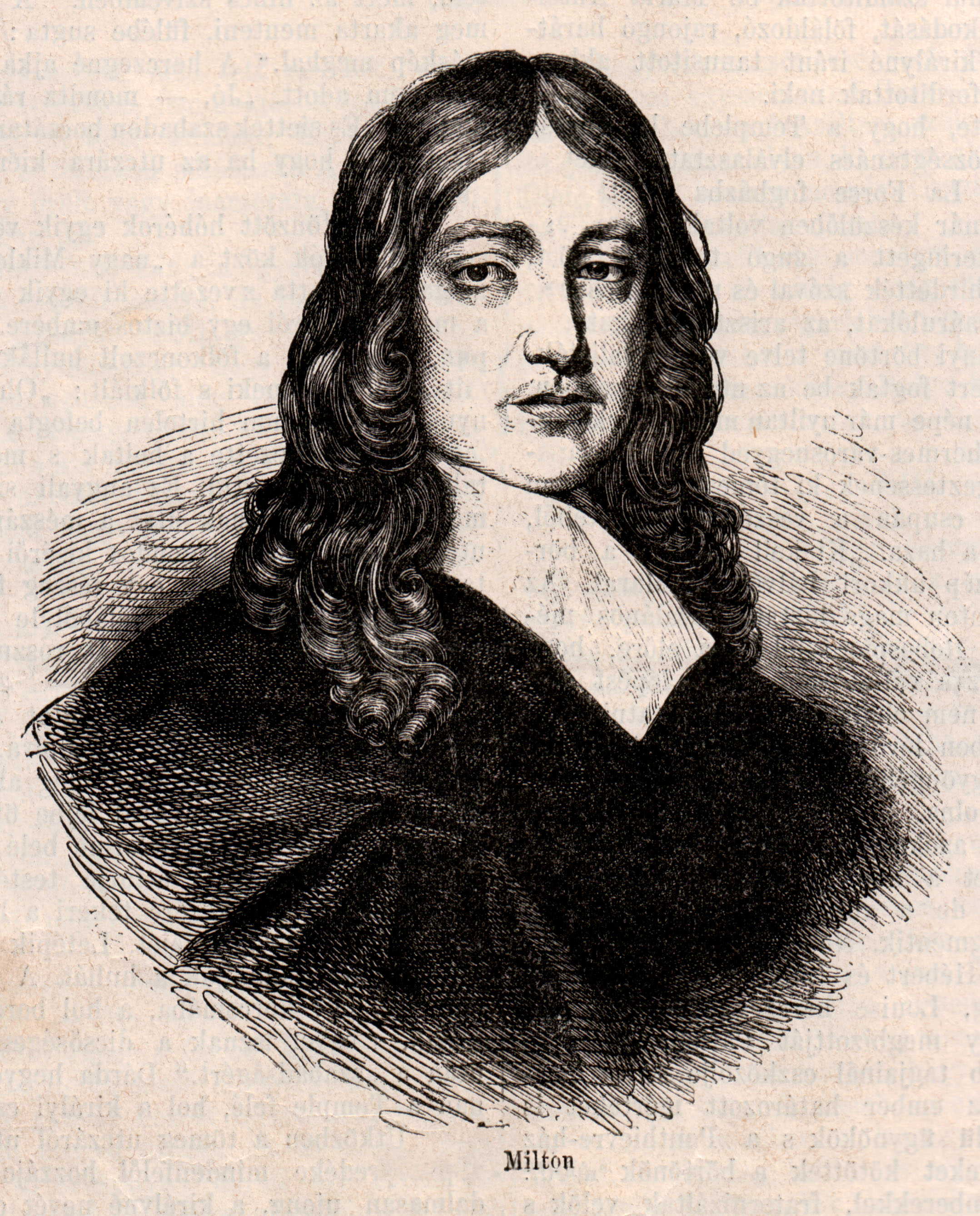 an overview of john miltons reflections John milton, english poet, pamphleteer, and historian, is best known for writing paradise lost, widely regarded as the greatest epic poem in english john milton is best known for paradise lost .