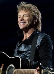 Il 58-anni 175 cm alto Jon Bon Jovi nel 2020