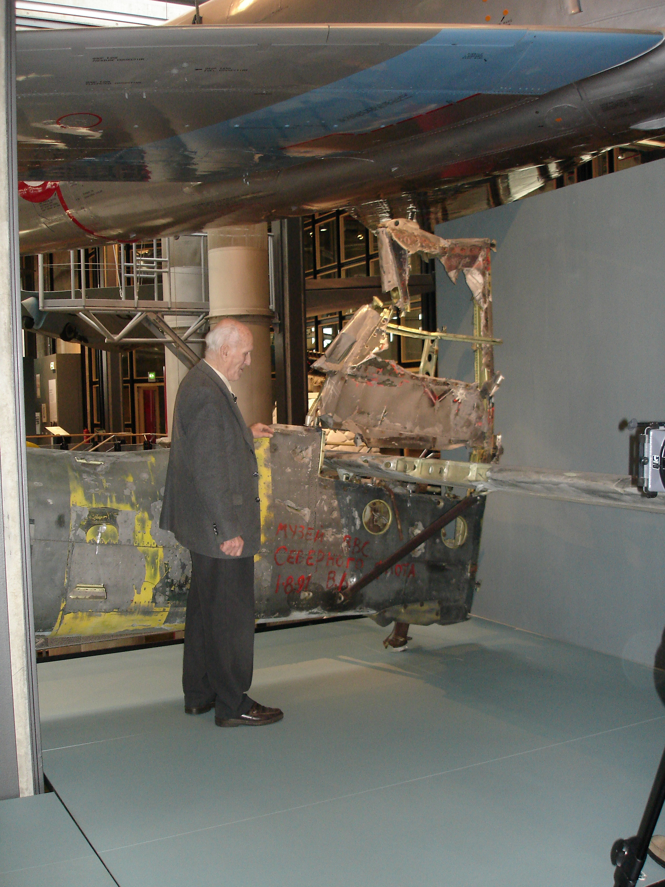 Ju 87 Berliner Technikmuseum