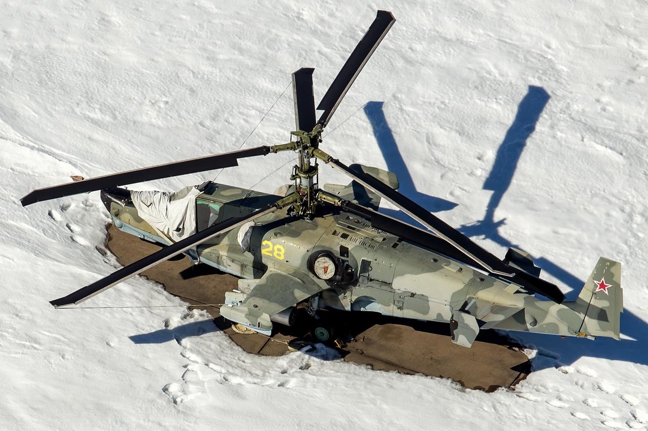 File:Kamov Ka-50 Black Shark, Russia - Air Force AN2253721.jpg ...