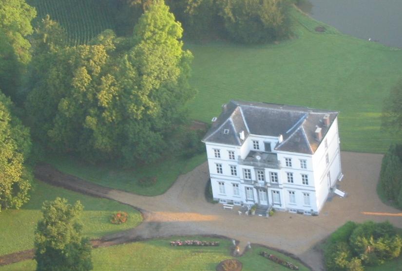 Castle Jongenbos, Vliermaalroot, Belgium
