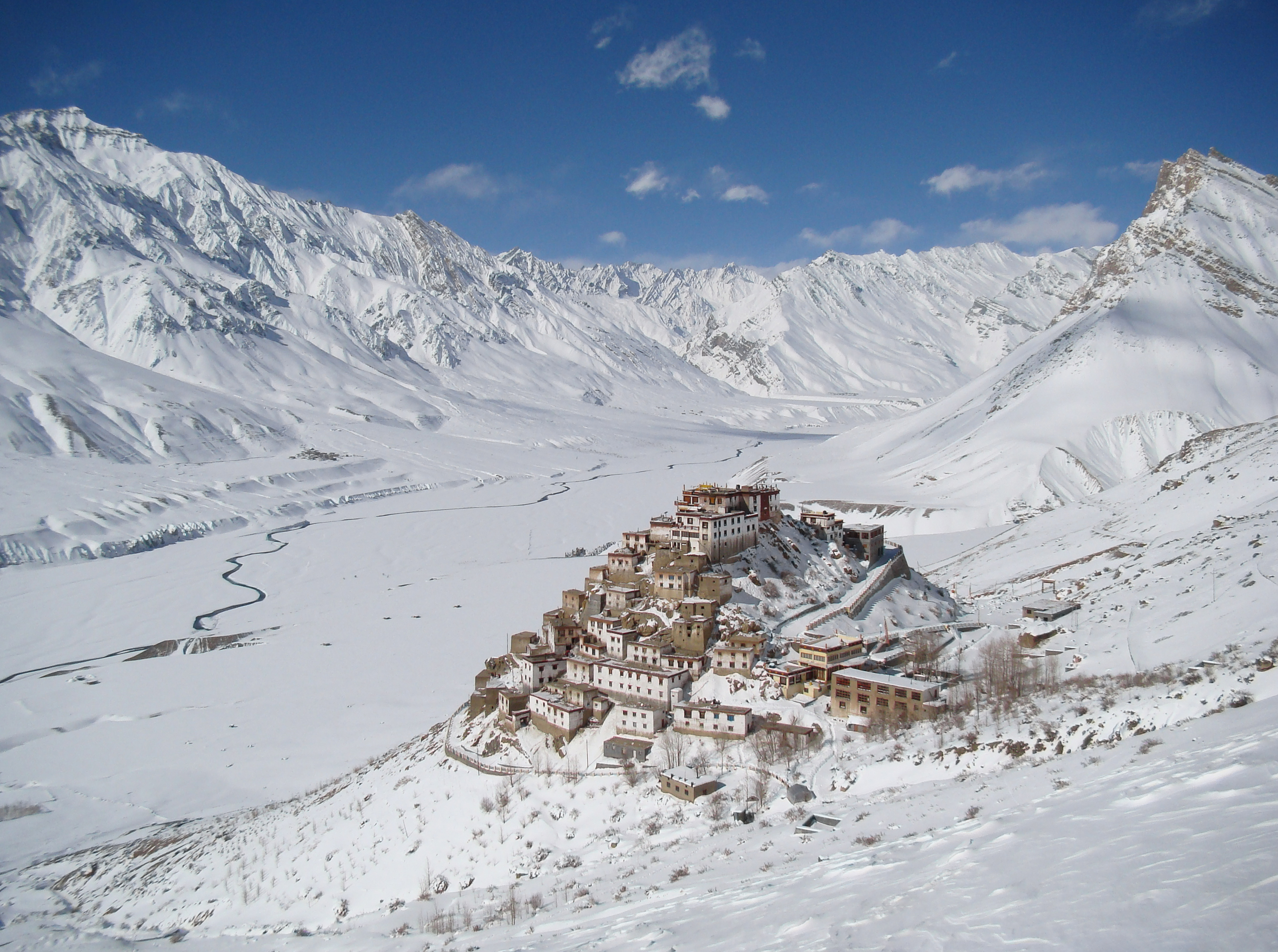 Winter Spiti Valley Expedition 2020-Best Tour Itinerary   Book Now 2