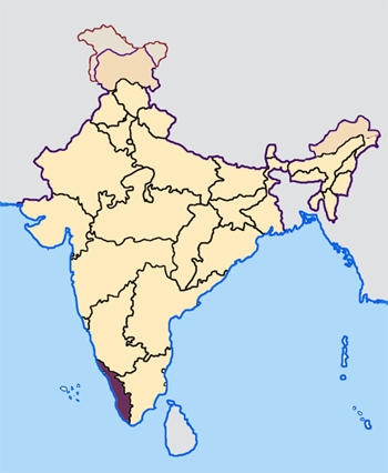 File:Kerala in India.png