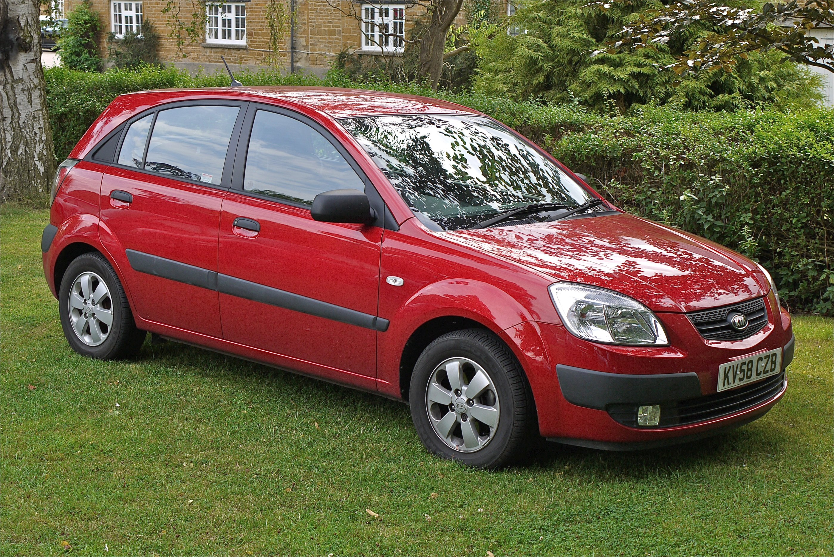 kia rio - flickr - mick - lumix jpg
